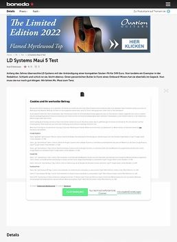 LD Systems Maui 5