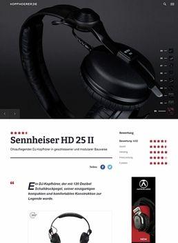 Sennheiser HD-25 II