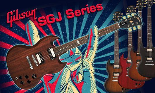 Gibson SGJ Slim Profile