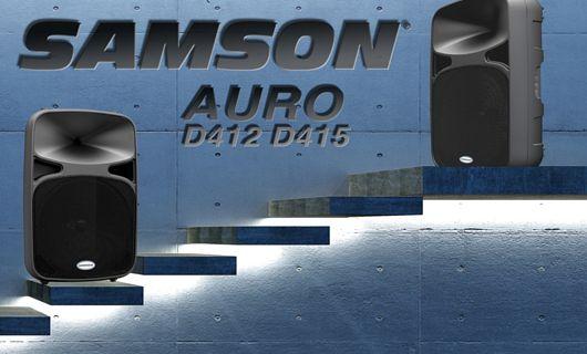 Samson Auro D