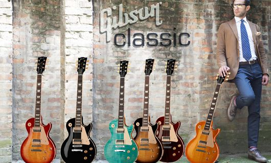 Gibson LP Classic 2014