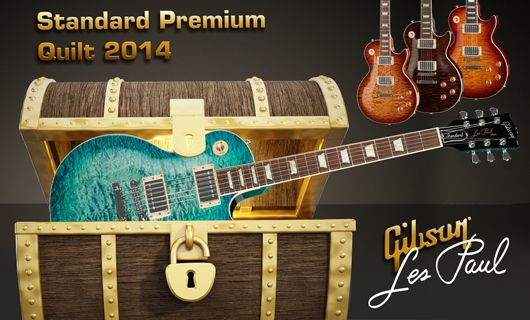 Gibson LP Std Premium Quilt