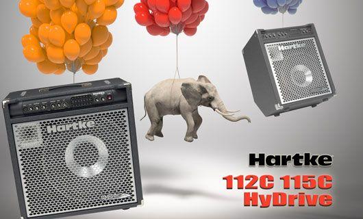 Hartke HyDrive Combos