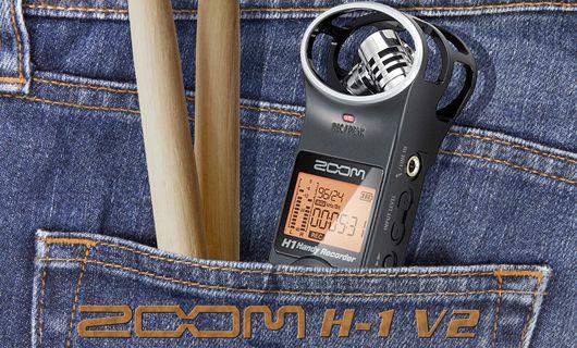 Zoom H-1 V2