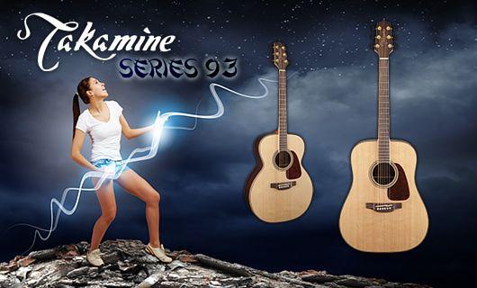 Takamine GN93 + GY93