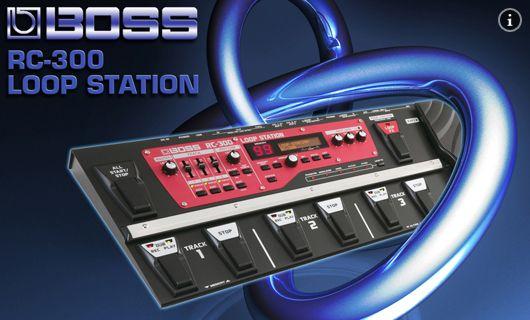 Boss RC 300