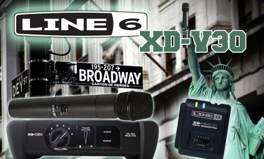 Line6 XD-V30
