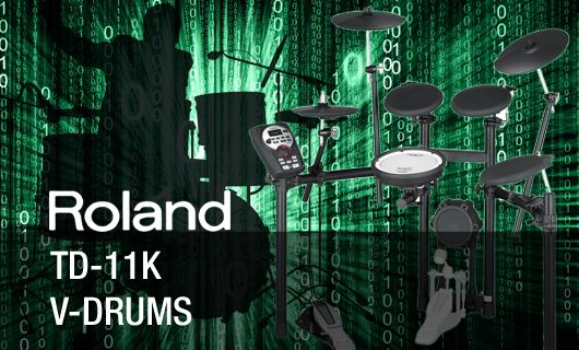 Roland TD-11