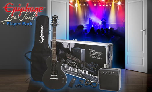 Epiphone Player Pack