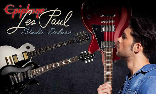 Epiphone Les Paul Studio Deluxe