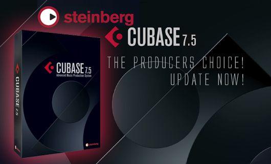 Steinberg Cubase 7.5