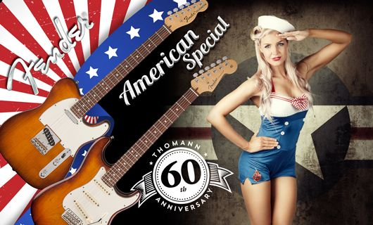 Fender American Special 60th