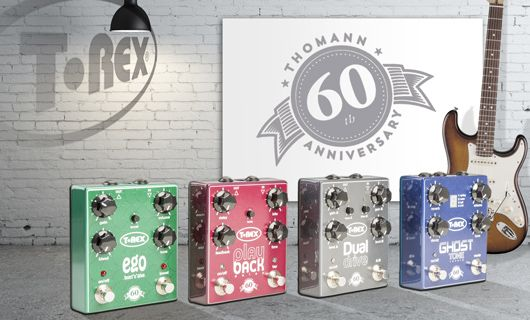 T-Rex 60th Anniversary