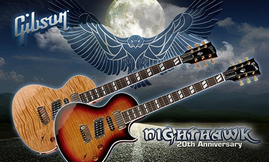 Gibson Nighthawk 20th Anniversary