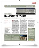 ReMote ZeRO SL MkII
