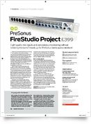 FireStudio Project