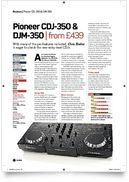 Case Pioneer CDJ 350