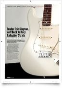 Rory Gallagher Relic Strat