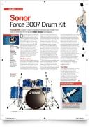 Bass Drum Claw Force 3007