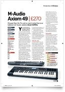 Keyboard Case M-Audio Axiom 49