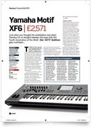 Motif XF 8 Anniversary Bundle