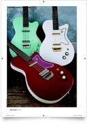 DE56 Guitar BK