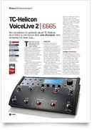 VoiceLive 2 Power Supply