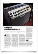 Pro-LBX-600 Loudbox Artist