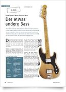 Modern Player Tele Bass 2TSB