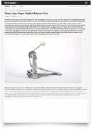 JoJo Mayer Single Pedal