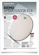 14 Ambassador X14 Coated