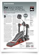 5002AD4 Double Bass Drum Pedal
