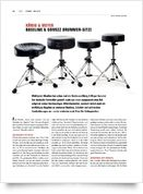 14010 Drum Throne Piccolino