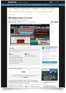 Cubase 7.5 Update von 7