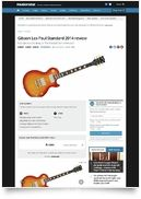Les Paul Standard 2014 RT