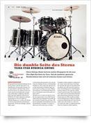 Star Drum Bubinga Big Rock VSB