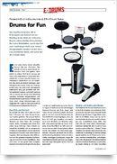 HD-3 V-Drum Lite Set