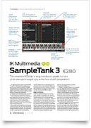 Sampletank 3 Upgrade