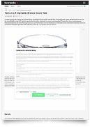LBZ1455 Sound Lab Snare