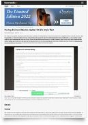 Electric Guitar Kit DC Style