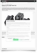 RT-30K Kick Trigger