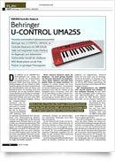 U-Control UMA 25S B-Stock