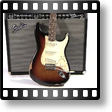 Fender Road Worn 60 Stratocaster E-Gitarre