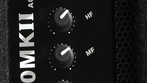 The t.box MA120 Mk II Aktiver 2-Wege Monitor
