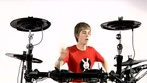 Millenium MPS-600 Profi E-Drum Set