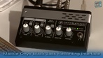 Mackie Onyx Black Jack Recording Interface - MusoTalk.TV