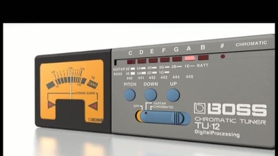 Boss TU-3 Chromatic Boden Tuner