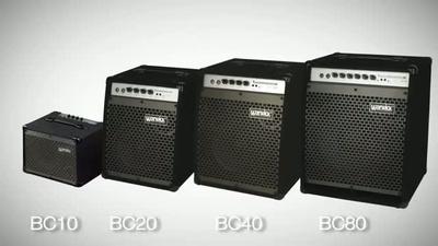 Warwick BC Series Bass Combos