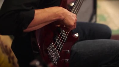 PRS SE Kingfisher E-Bass