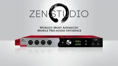 Antelope Zen USB Interface